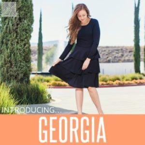 NWT Georgia- LuLaRoe